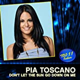 Don't Let The Sun Go Down On Me (American Idol Performance)