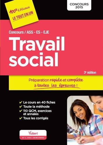 Concours Travail social (ASS-ES-EJE)