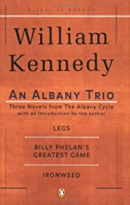 "Cover of ""An Albany Trio"""