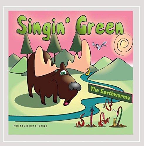 CD : EARTHWORMS - Singin Green