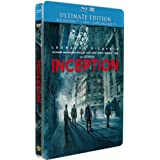 Inception [Ultimate Edition bo�tier SteelBook - Combo Blu-ray + DVD]par Leonardo Di Caprio