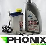 ESGI Autogas Ventilschutz Starterset Ventilschmierung Ersatzflasche inkl. 1 Liter Valve Saver Fluid Flashlube Alternative