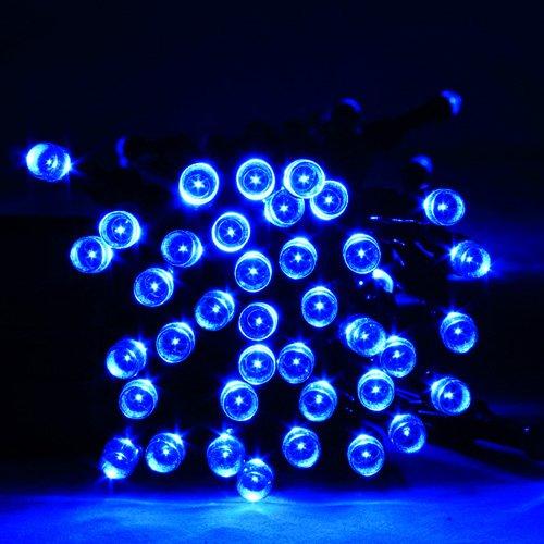 neu 6080100 stck leds led solar licht lichterkette leuchte. Black Bedroom Furniture Sets. Home Design Ideas