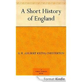 A Short History of England (English Edition)