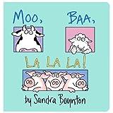 Moo Baa La La La ~ Sandra Boynton