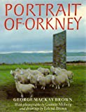 img - for Portrait of Orkney by George MacKay Brown (1989-05-01) book / textbook / text book