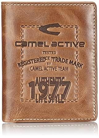 camel active Börse Adventure Team II, braun, 9,5x2x12