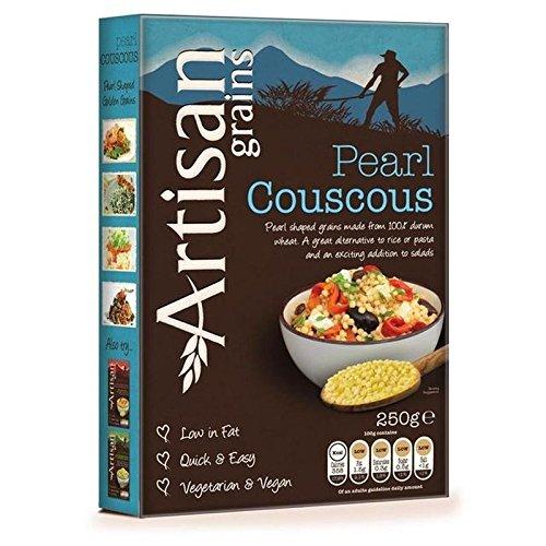 Grains Artisanaux Perles Couscous 250G