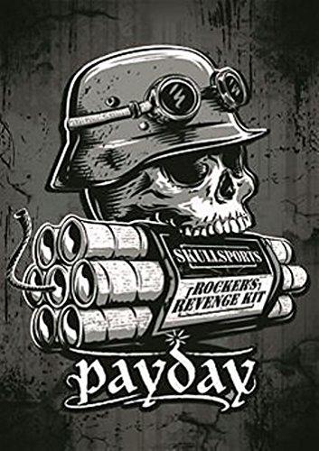 king-kerosin-poster-plakat-payday-
