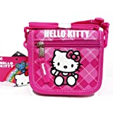 Christmas Saving Sanrio Hello Kitty Wallet With Shoulder Strap, Excellent Gift For Hello Kitty Lovers 82211