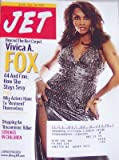 Jet Magazine Aug. 18, 2008 Vivica A. Fox, Fine At 44!