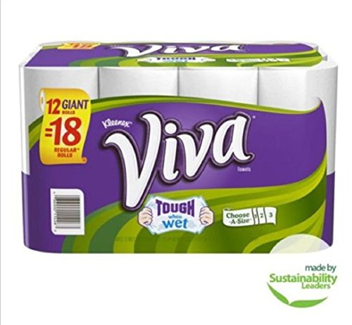 Awardpedia Viva Choose A Size Giant Roll Paper Towels