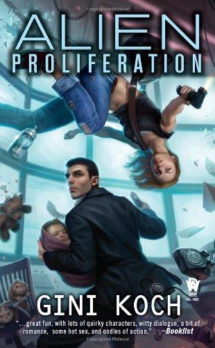 """Alien Proliferation (Katherine """"Kitty"""" Katt, #4)"""