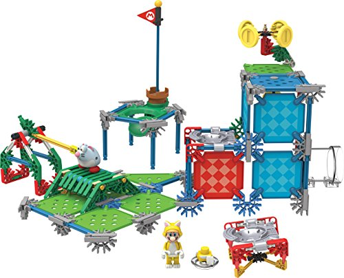 K'NEX Super Mario Cat Mario Building Set