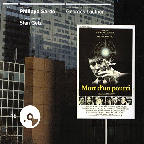 Stan Getz Philippe Sarde Mort DUn Pourri Bande Originale Du Film