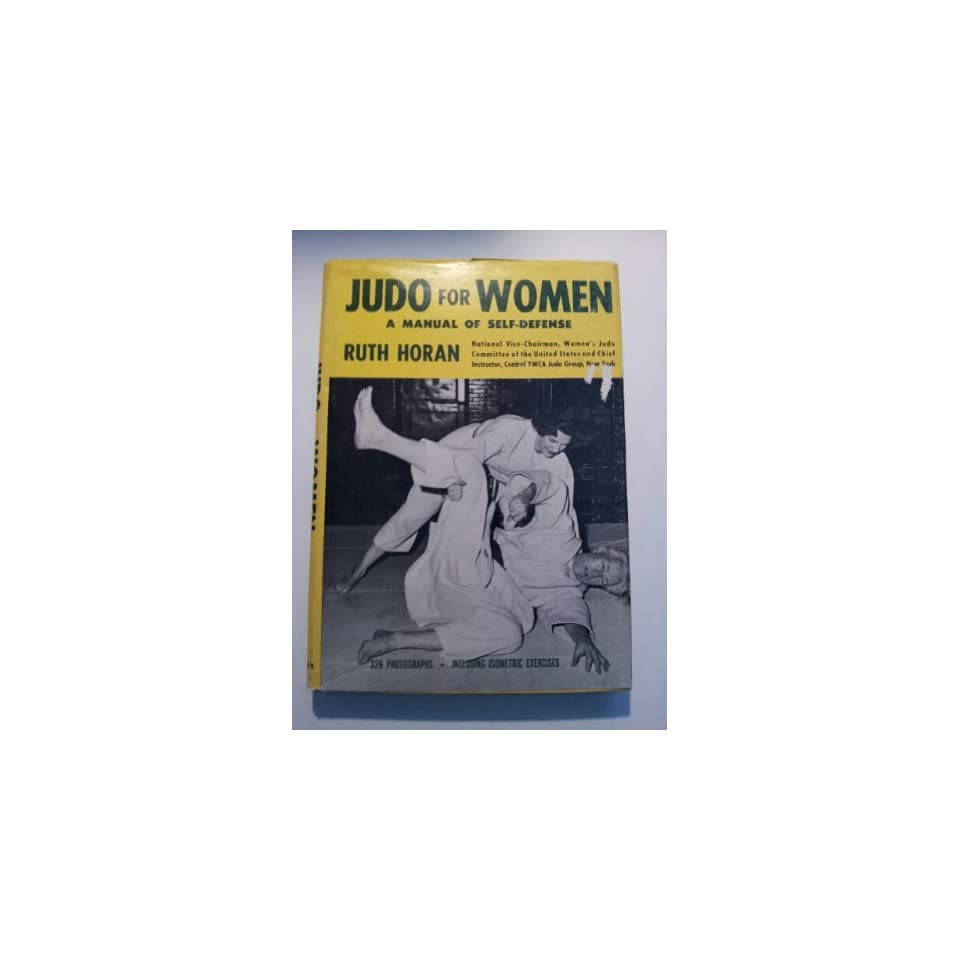 Judo for Women Ruth Horan Books