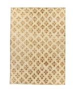 Design Community By Loomier Alfombra Anatolian Vintage Beige/Marrón 149 x 223 cm