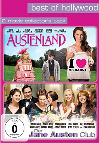 Best of Hollywood - 2 Movie Collector's Pack: Austenland / Der Jane Austen Club [2 DVDs]