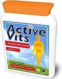 ActiveVits Hyaluronsäure 100mg 60 Kapseln Haut & Knochen
