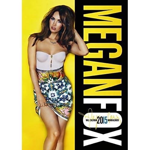 Megan Fox 2015 Calendar