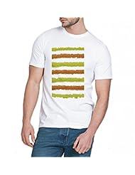 Chillum Men's Cotton T-shirt White - B00R9ETH0E