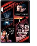 4 Film Favorites Stephen King