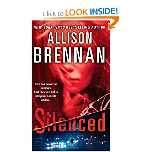 Silenced - Allison Brennan