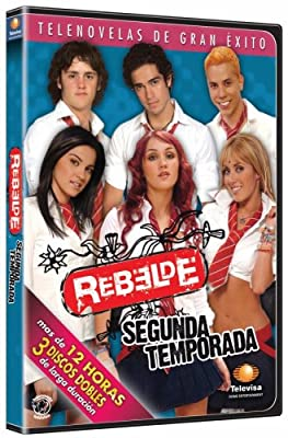 Rebelde: Segunda Temporada: Season 2