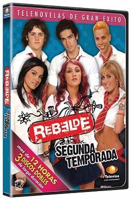 Rebelde: Segunda Temporada: Season 2
