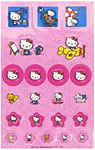 Partner Jouet-a1001579-Creative Leisure-3D Sticker-Hello Kitty by Partner Jouet