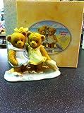 Cherished Teddies : Pauline & Maria (Club Piece)