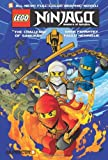 The Challenge of Samukai! (Ninjago (Quality Paper)) Greg Farshtey