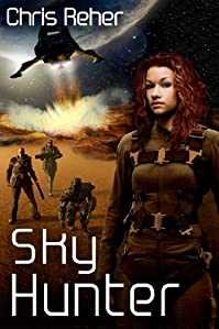(FREE on 7/6) Sky Hunter by Chris Reher - http://eBooksHabit.com