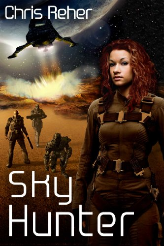 E-book - Sky Hunter by Chris Reher