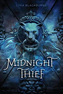 Midnight Thief by Livia Blackburne ebook deal