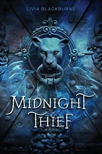 Midnight Thief by Livia Blackburne ebook deal