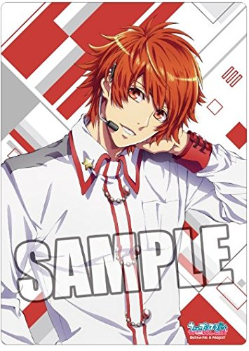 [Uta no Prince sama Seriously LOVE Revolutions B5 clear underlay Ver.2 Otoya From Japan New] (Alien Dress Up Ideas For Kids)