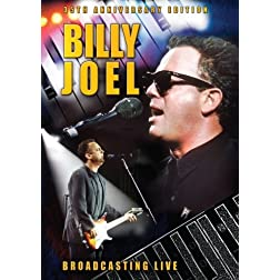 Billy Joel Broadcasting Live
