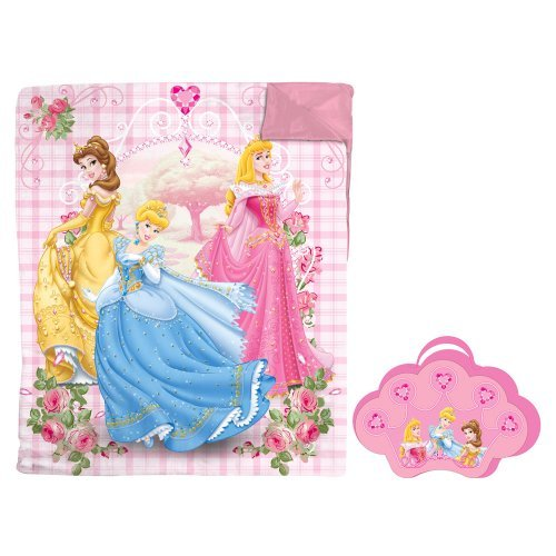 More image Disney Dp Princess Pillow On The Go - Crown Bag