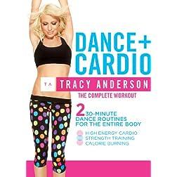 Tracy Anderson: Dance+Cardio