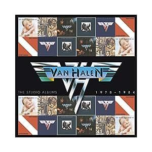 Van Halen Studio Albums 1978 1984 Amazon Com Music