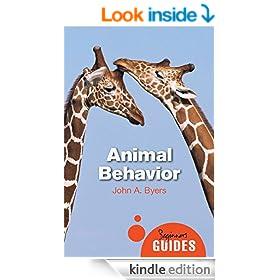 Animal Behavior (Beginner's Guides)