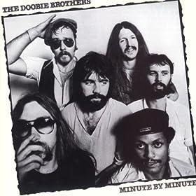 Titelbild des Gesangs Minute by minute von The Doobie brothers