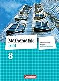 img - for Mathematik real 8. Schuljahr Sch lerbuch. Differenzierende Ausgabe Nordrhein-Westfalen book / textbook / text book