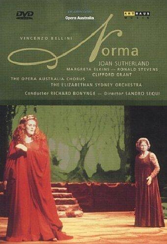 Norma (R.Bonynge-  Sutherland) - Bellini - DVD