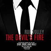 The Devil's Fire: The Devil's Gate Trilogy, Book 2 | Rue Volley