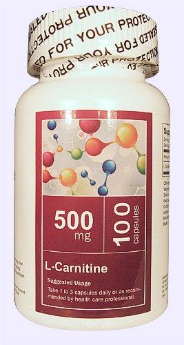1 Bottle L-Carnitine (Fumarate)