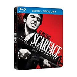 Scarface (Limited Edition) [Blu-ray + Digital Copy]