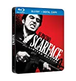 51hXzsUvqcL. SL160  Scarface (Limited Edition) [Blu ray + Digital Copy]