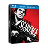 Scarface (Limited Edition SteelBook Blu-ray+Digital Combo) (1983) [Blu-ray]by Al Pacino